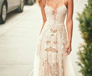 inlove, weddingdress, and graceloveslace image
