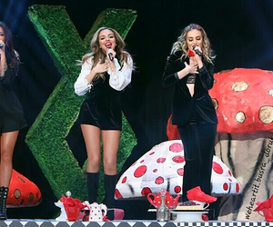 alice in wonderland, girlband, and little mix image