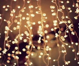 beauty, room, and lights image