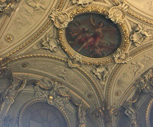 beautiful, ceiling, and interior image