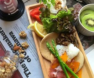 brunch, food, and foodie image