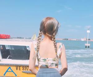 asian, carefree, and korean image