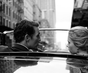 car, couple, and Scarlett Johansson image