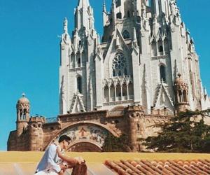 Barcelona, beautiful, and Greece image