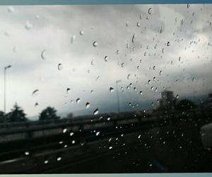 rain and travel image