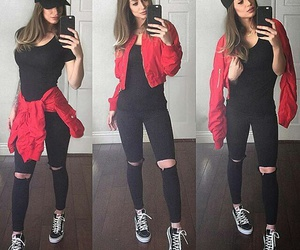 fashion, outfit, and instagram image