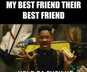 funny, best friends, and will smith image