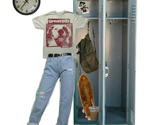 90's, grunge, and outfit image