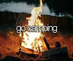 camping, fun, and summer image