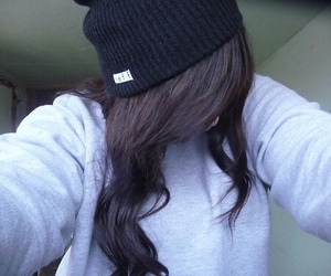 autumn, tumblr, and beanies image