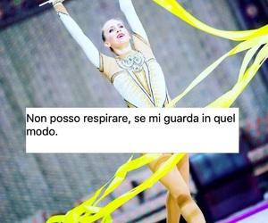 frasi, italian team, and ginnastica ritmica image