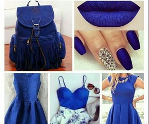 blue and beautiful image