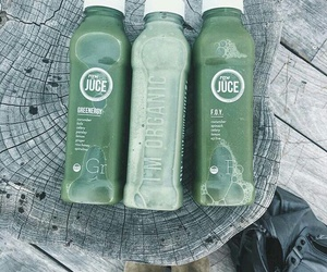 juice, food, and green image
