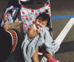 jasmine villegas, baby, and cute image