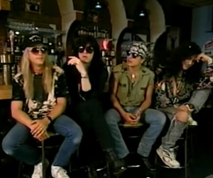 glam metal, cinderella band, and tom keifer image