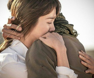 descendants of the sun and dots image