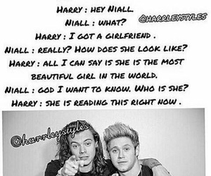 imagine, niall horan, and Harry Styles image