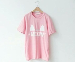 clothe, clothing, and meow image