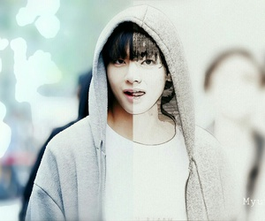 army, v, and kpopfanart image