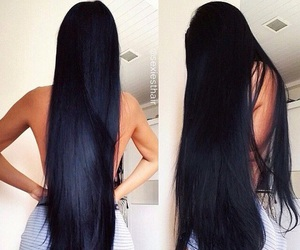 long hair image