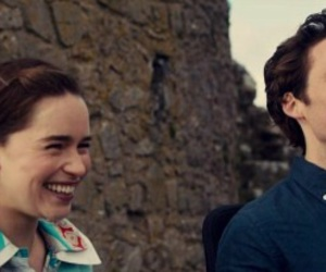 me before you, emilia clarke, and love image