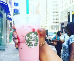 coffee, girly, and nails image