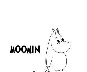 wallpaper and moomin image