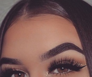 makeup, style, and tumblr image