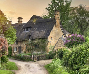cotswolds, cottage, and country image