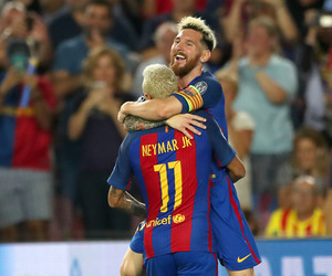 messi, fcb, and neymessi image