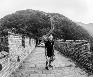 2016, china, and muralha image