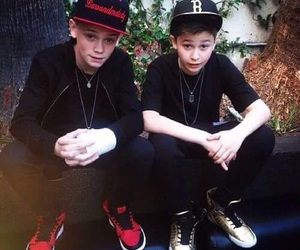 BAM, charlie, and leondre devries image