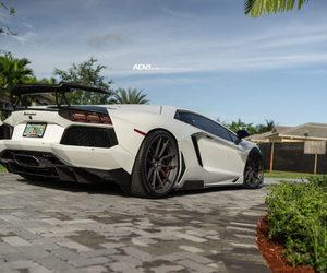 Lamborghini, aventador, and tuning image