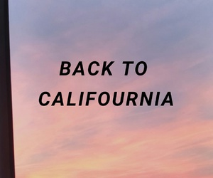 california, Lyrics, and sky image
