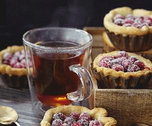gif, drink, and tea image