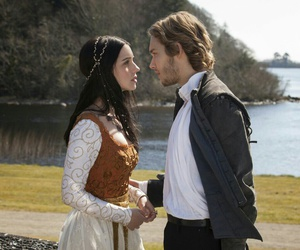 reign, couple, and adelaide kane image