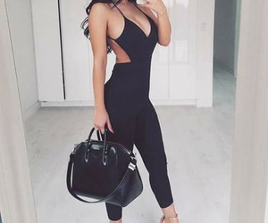 bags, beauty, and black image