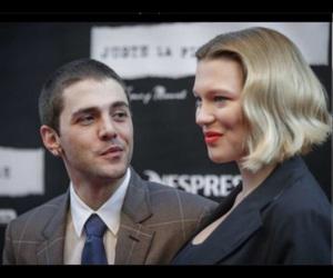 Lea Seydoux and xavier dolan image