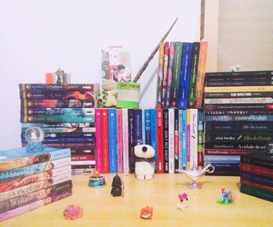books, hermione, and livros image