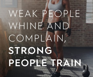 fitness, healthy, and gym image