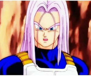brief, dragonball, and trunks image