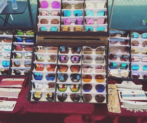 boho, display, and flea market image
