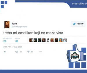 balkan, emoticon, and twitter image