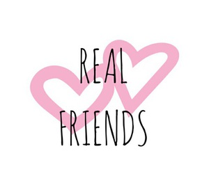 pink, overlays, and friends image