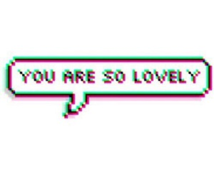 overlay, lovely, and tumblr image