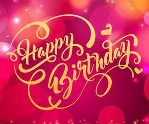 happy birthday and wishes image