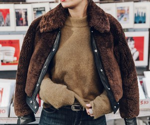 clothes, jacket, and fashion image