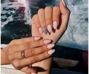 black, girl, and nails image