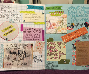 art journal, colors, and inspire image