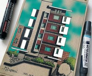 architecture, design, and facade image